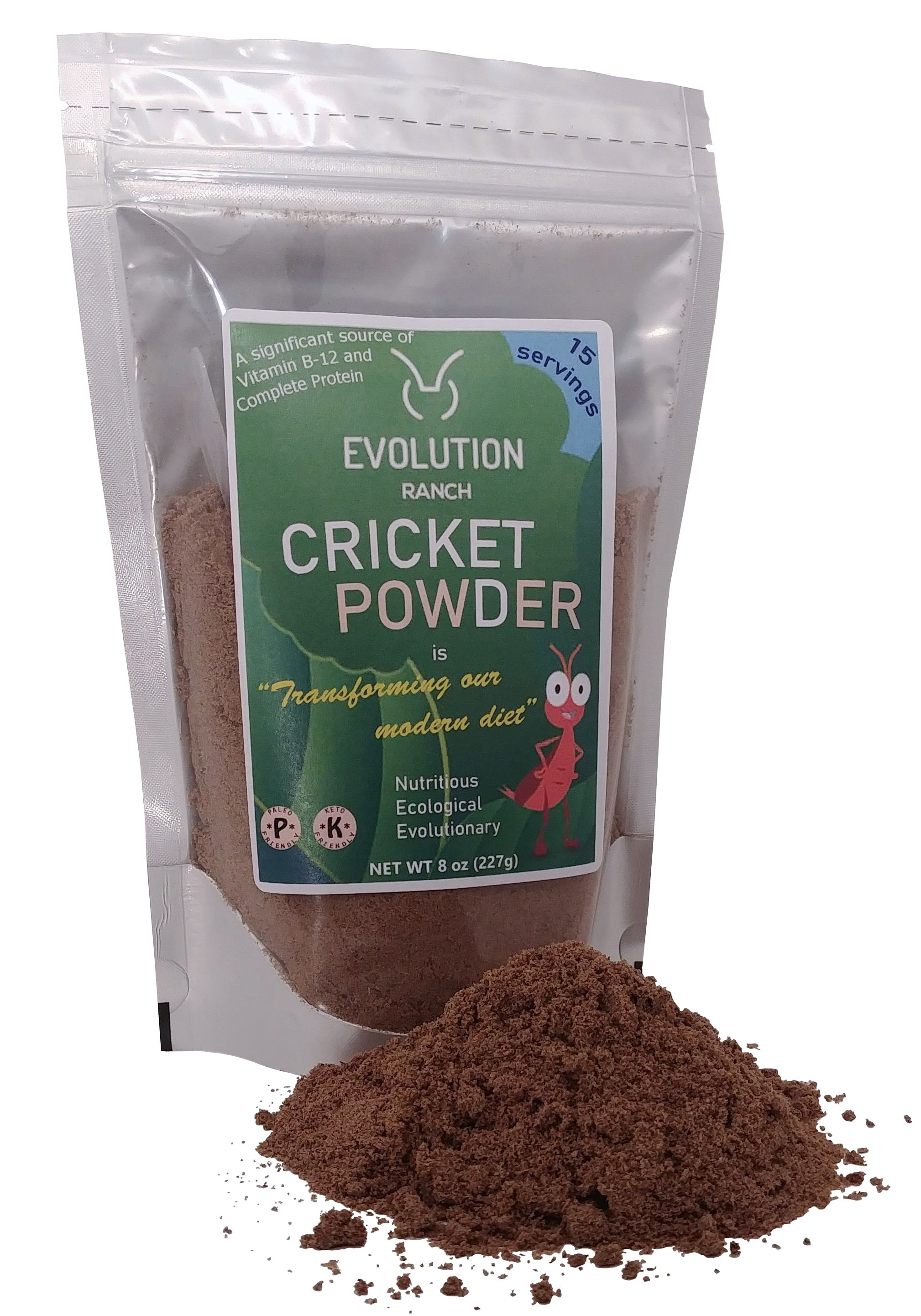 1/2 lb Cricket Powder